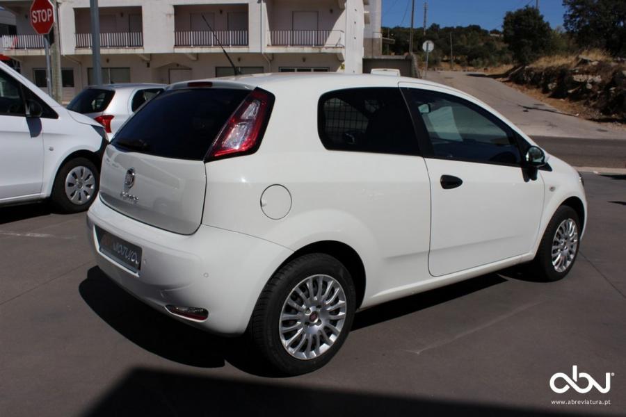 Fiat - Punto Van  1.3 Multiject