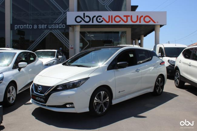 Nissan Leaf - Abreviatura