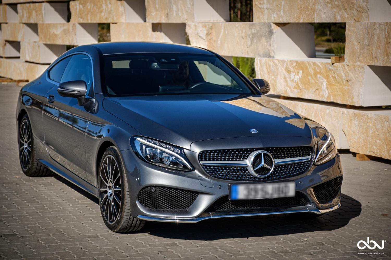 Mercedes-Benz - C 250  d Coupe AMG