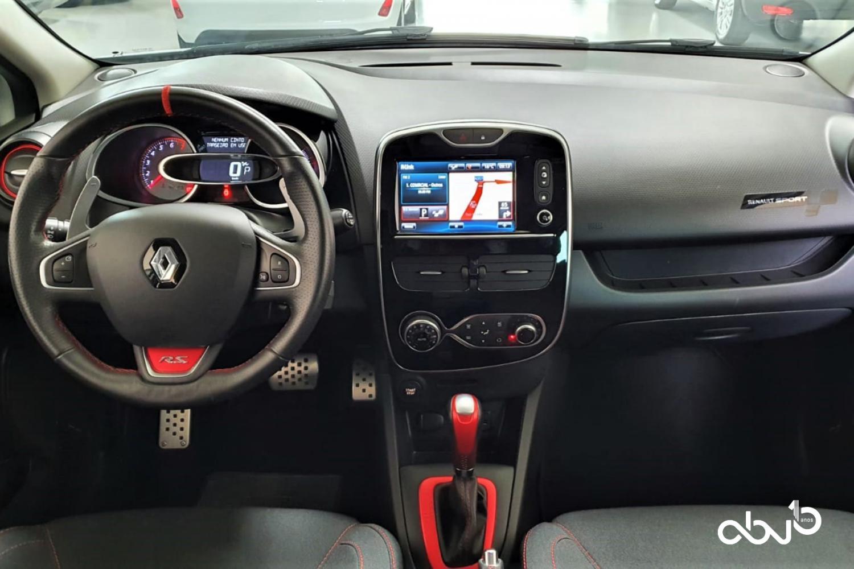 Renault Clio  1.6 T RS Trophy EDC  Fátima Abreviatura
