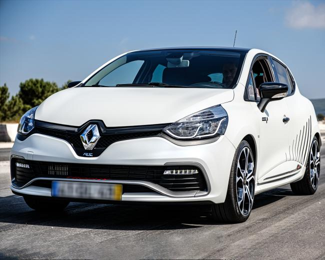Renault Clio - Abreviatura