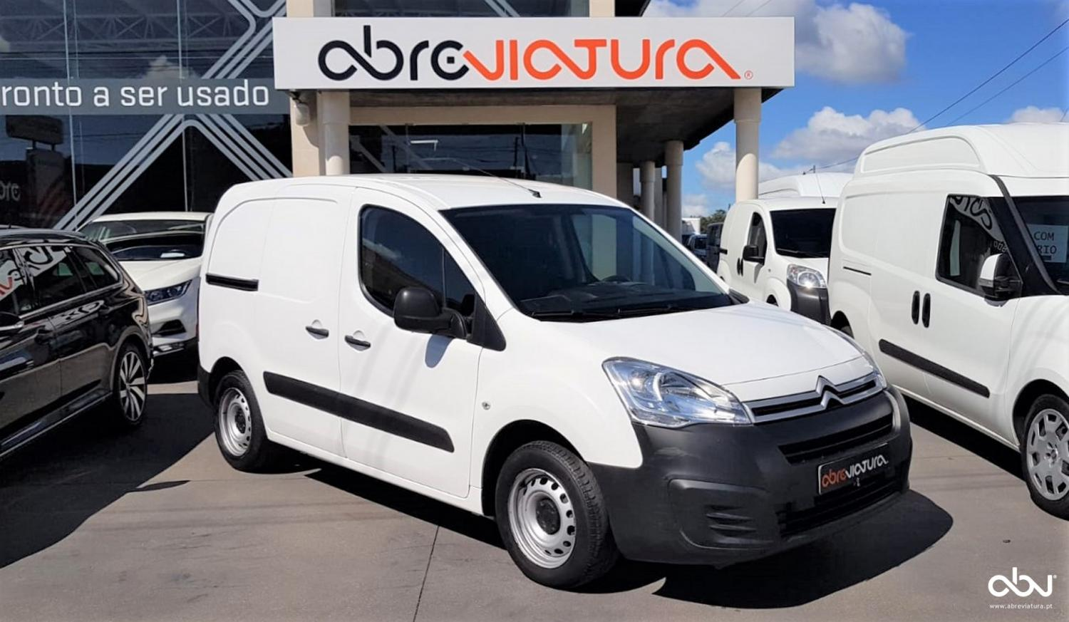 Citroen - Berlingo  1.6 BlueHDI 75 L1 3L