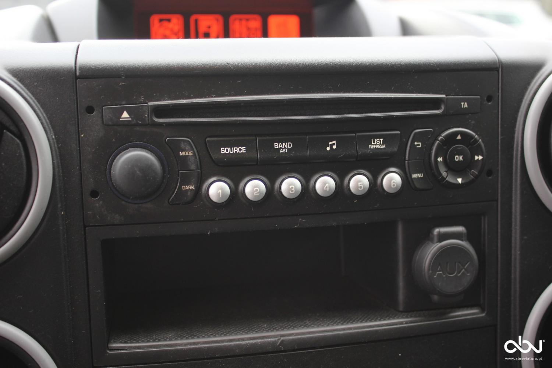 Citroen - Berlingo  1.6 BlueHDI 75 L1 3L