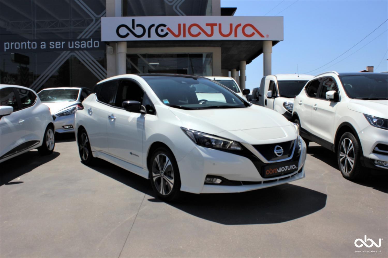 Nissan - Leaf  40 KMh N-Connecta