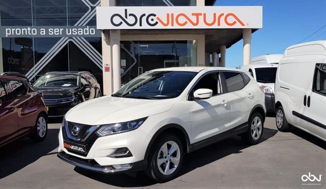 Nissan Qashqai - Abreviatura