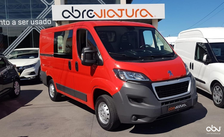 Peugeot - Boxer  330 2.2 HDI 110 L1H1