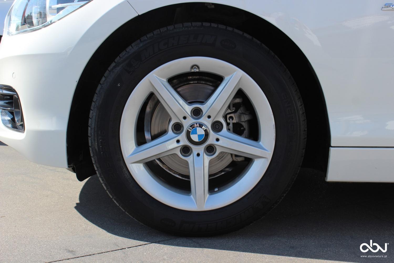 BMW - 116  d Auto Line Sport