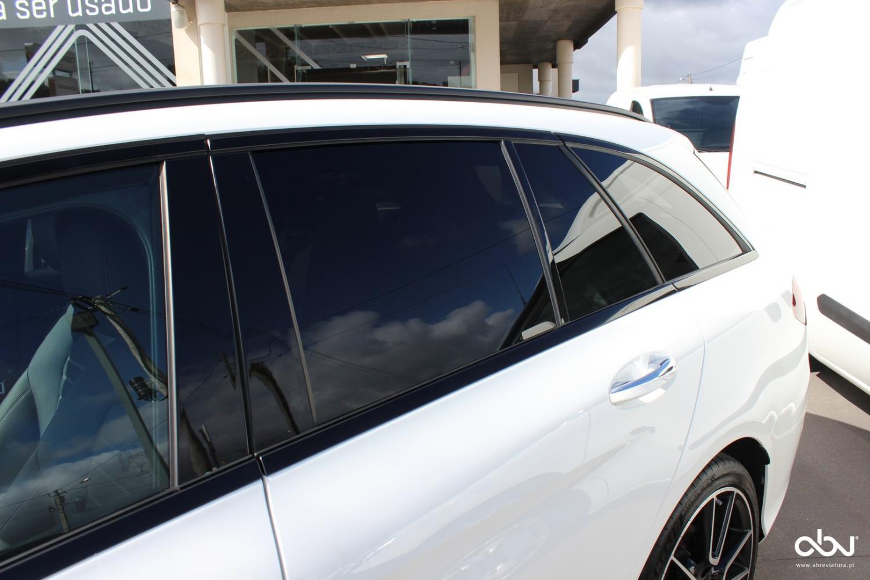 Mercedes-Benz C 300  de AMG Line Hybrid Plug In  Fátima Abreviatura