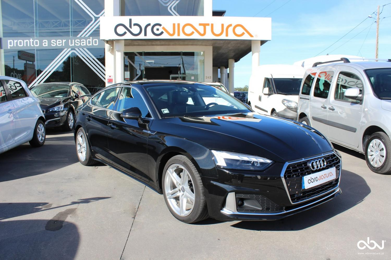 Audi - A5 Sportback  35 Tdi S Tronic Advance