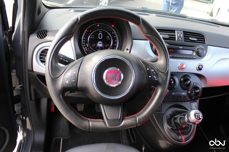 Fiat - 500  1.2 Sport S e S