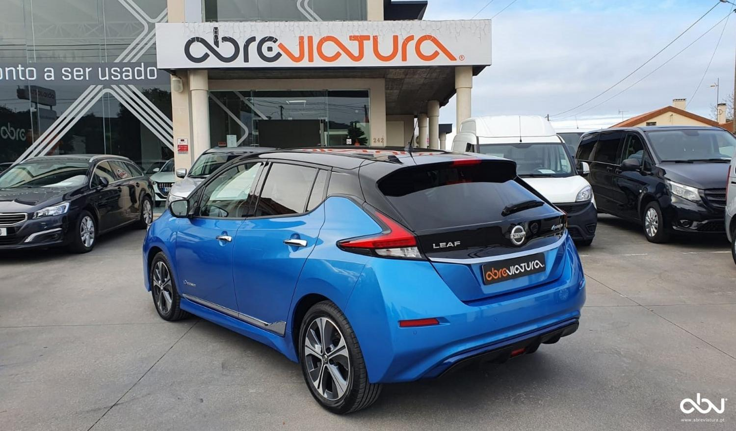 Nissan - Leaf  N-Connecta  40 kWh
