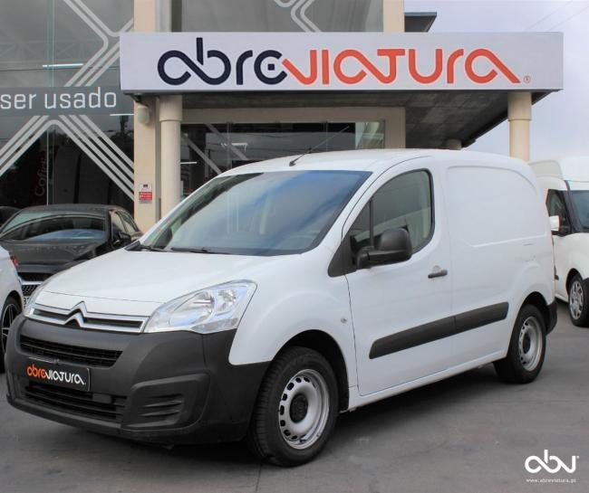 Citroen Berlingo  Van 1.6 BlueHDI L1 3L