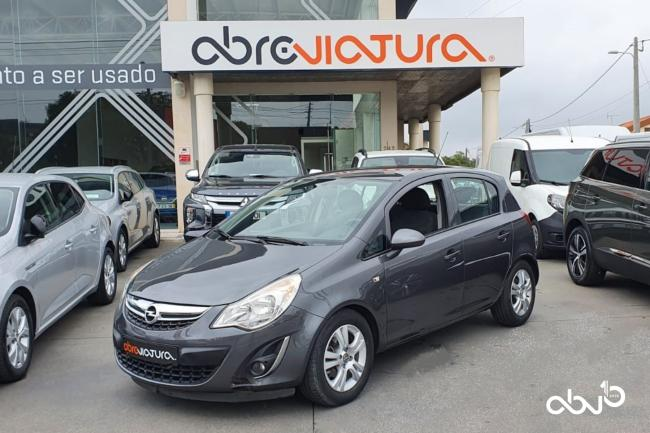 Opel Corsa - Abreviatura