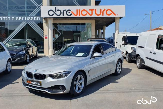 BMW 418 - Abreviatura