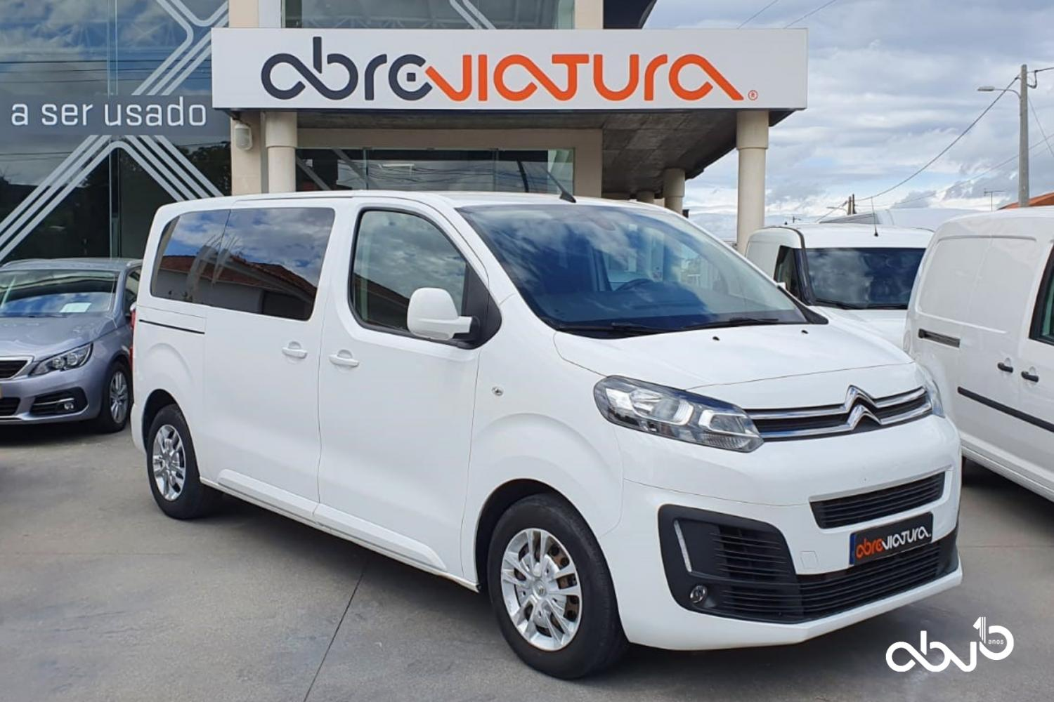 Citroen - Spacetourer  1.6 BlueHDI 115 9L