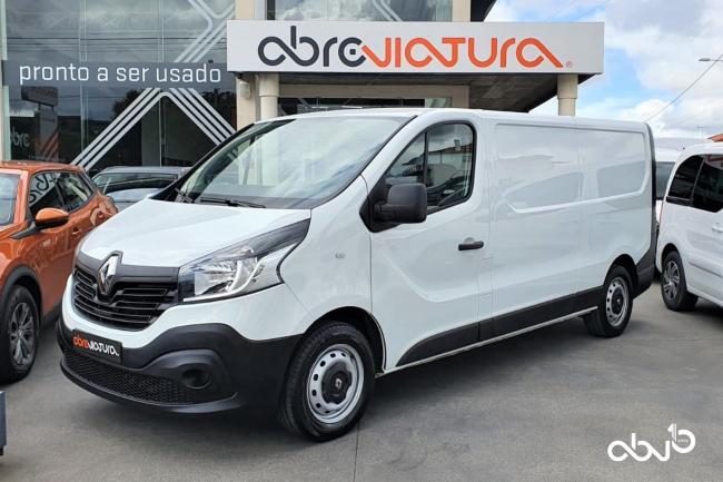 Renault Trafic - Abreviatura