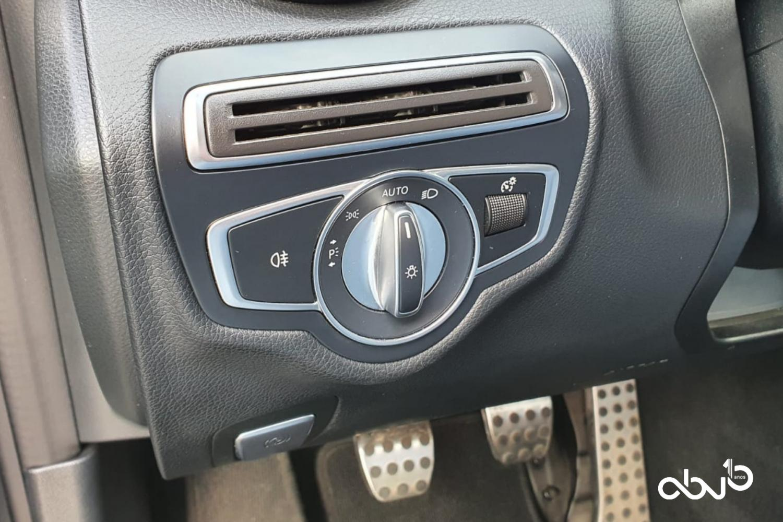 Mercedes-Benz C 220  d Coupé AMG  Fátima Abreviatura