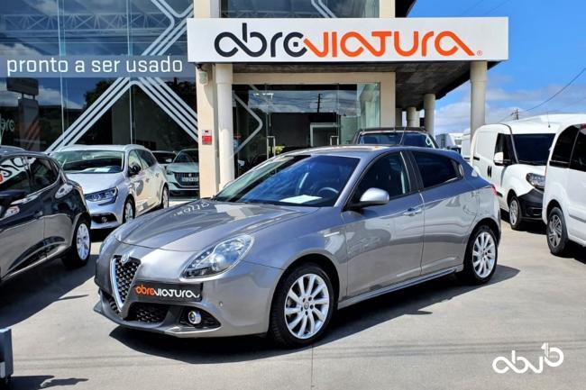 Alfa Romeo Giulietta - Abreviatura