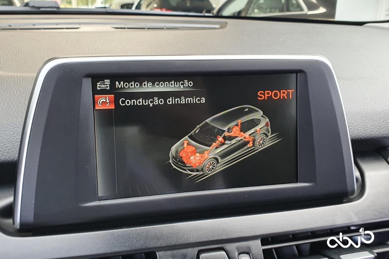 BMW 216 Active Tourer  d Advantage Aut GPS  Fátima Abreviatura