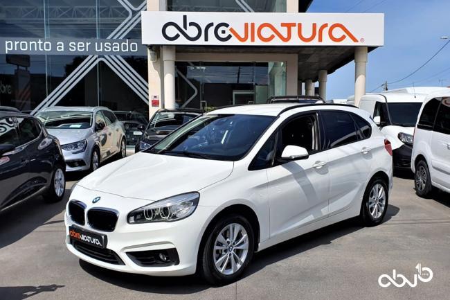 BMW 216 Active Tourer - Abreviatura