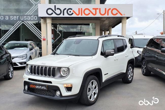 Jeep Renegade - Abreviatura