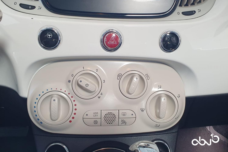 Fiat 500  1.2 Lounge Dualogic  Fátima Abreviatura
