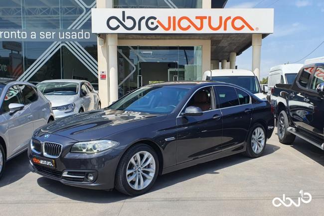 BMW 520 - Abreviatura