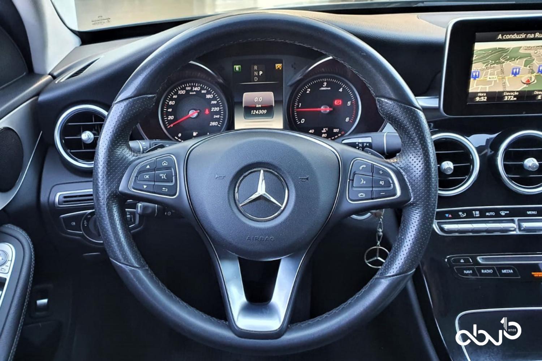 Mercedes-Benz C 250  d Station Avantgarde Auto  Fátima Abreviatura