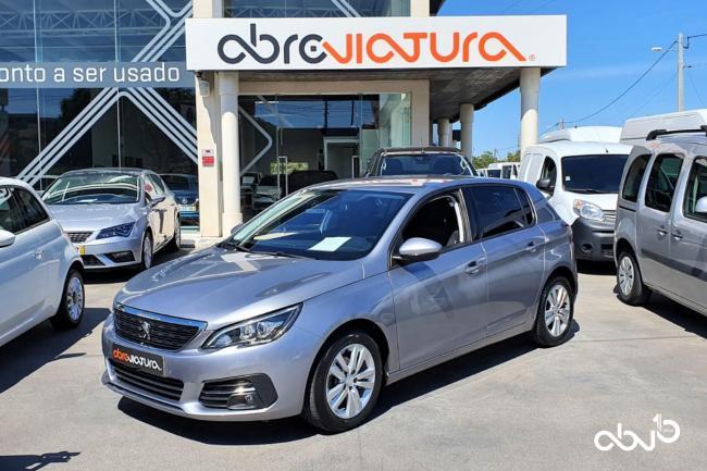 Peugeot 308 - Abreviatura