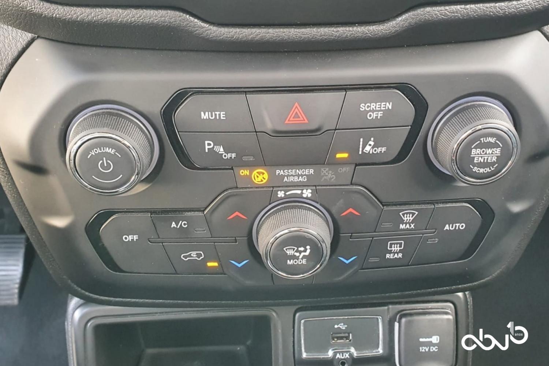Jeep Renegade  1.6 MJD Limited  Fátima Abreviatura