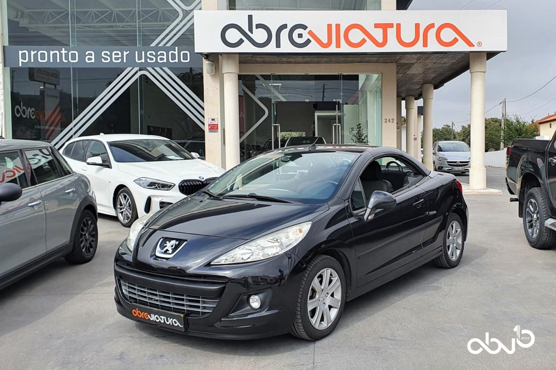 Peugeot - 207 CC