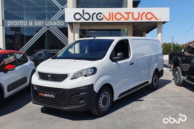 Peugeot Expert - Abreviatura