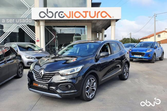 Renault Kadjar - Abreviatura