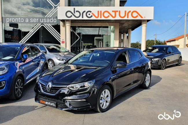 Renault Mégane - Abreviatura