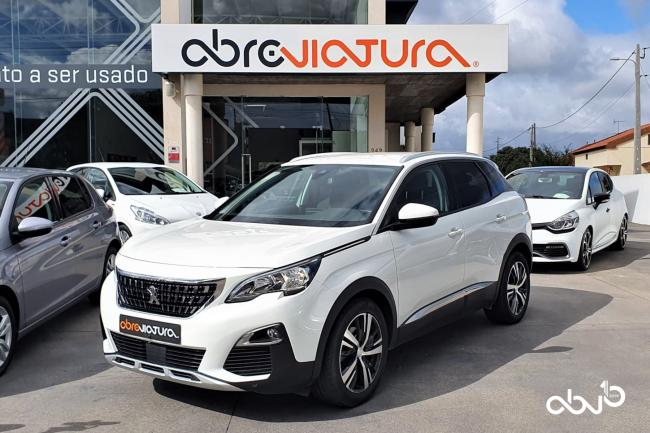 Peugeot 3008 - Abreviatura