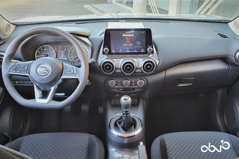 Nissan Juke  1.0 DIG-T 114 CV Acenta  Fátima Abreviatura