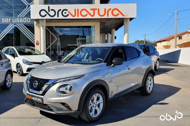 Nissan Juke - Abreviatura