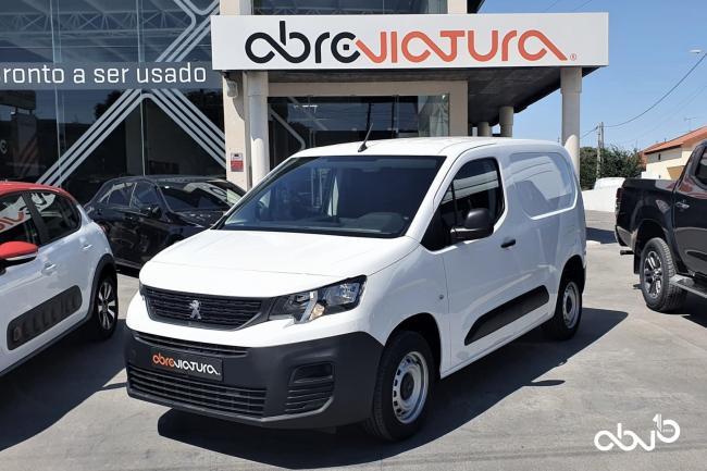 Peugeot Partner - Abreviatura
