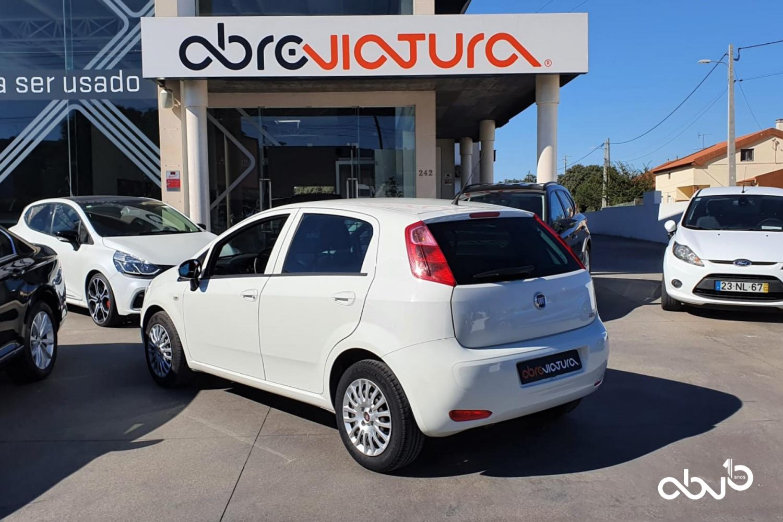 Fiat Punto Van  1.3 Multijet  Fátima Abreviatura