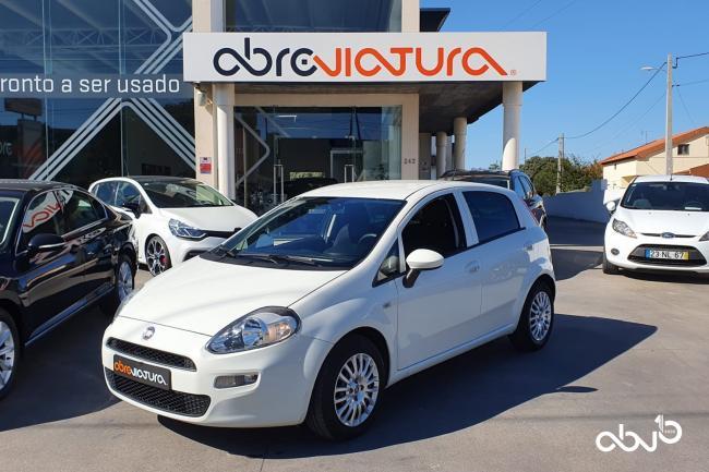 Fiat Punto Van - Abreviatura