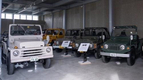 No Japão, o Suzuki Jimny tem direito a um museu só para ele
