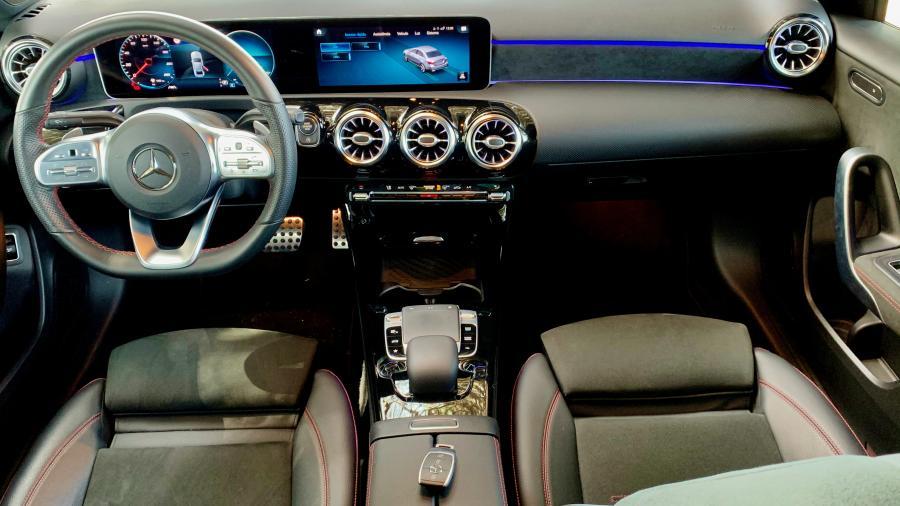 Mercedes-Benz A 180 Limousine