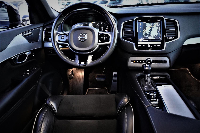 Volvo XC90  D4 R-Design 7 lug. Geartronic