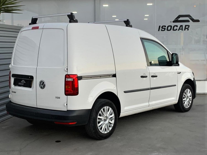 Volkswagen Caddy 2.0 TDi Extra AC BlueMotion
