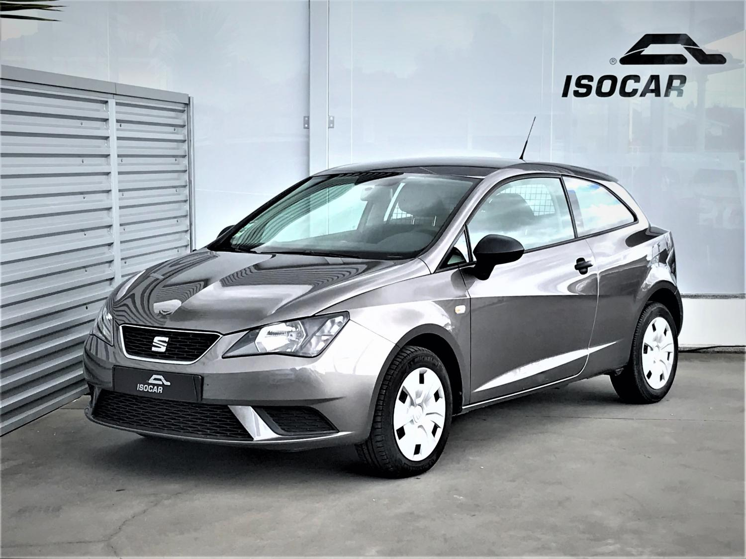 Seat Ibiza  SC VAN 1.4 TDi Business