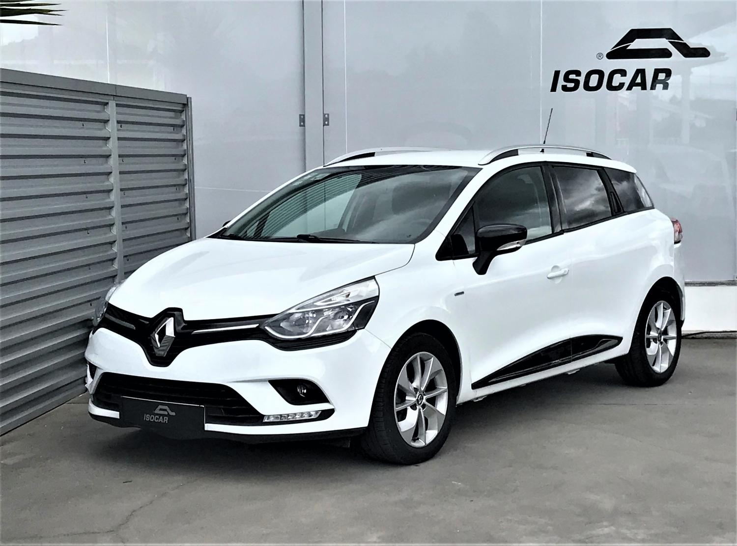 Renault Clio Sport Tourer 1.5 DCI 90 LIMITED EDITION