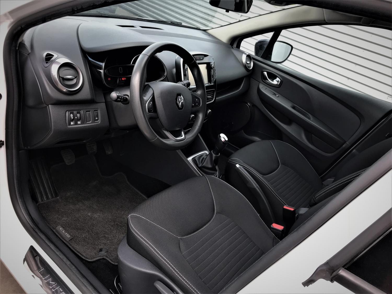 Renault Clio Sport Tourer 1.5 DCI 90 LIMITED EDITION
