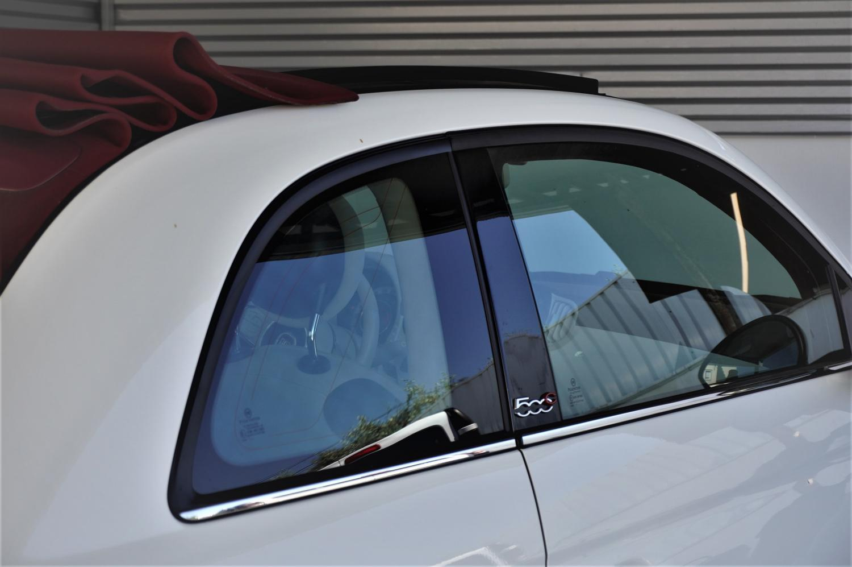 Fiat 500 C 1.2 Lounge S&S