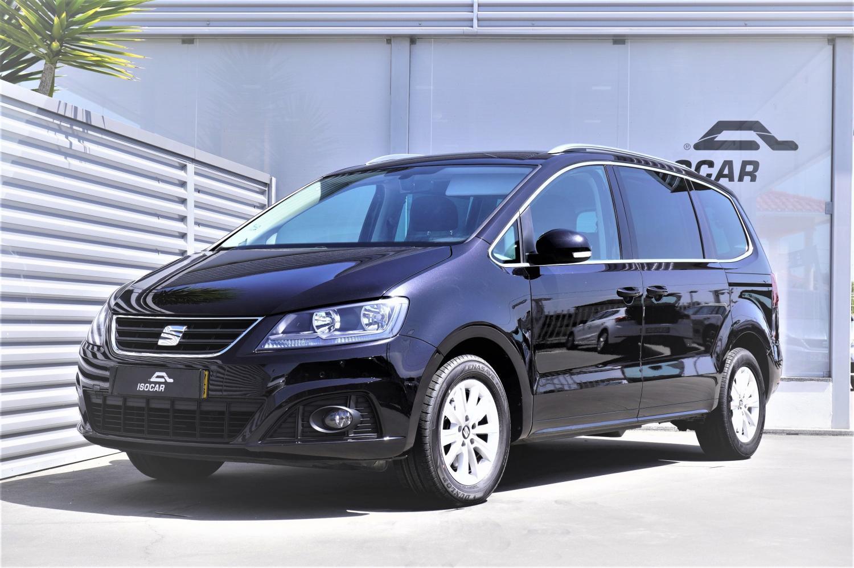 Seat Alhambra 2.0 TDi Style Advanced GPS 150 CV