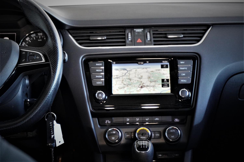 Skoda Octavia Break 1.6 TDi Greenline GPS 110 CV 5 P